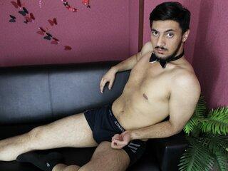 Recorded nude RamiroTiger